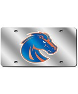 NCAA Rico Tag Express Boise State Broncos Acrylic Laser Tag License Plate - $18.95