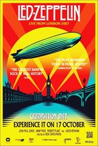 "Led Zeppelin Band ""Celebration Day"" - Led Zeppelin Live From London 2007... - $15.99"