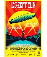 "Led Zeppelin Band ""Celebration Day"" - Led Zeppelin Live From London 2007... - $15.99"