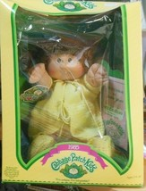 "Rare Vintage Coleco 1985 Cabbage Patch Kids Doll ""Elenore Olive"" - $222.75"