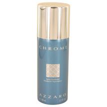 Chrome by Azzaro Deodorant Spray 5 oz - $32.39