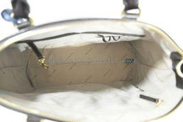 NWT Brahmin Large Duxbury Smooth Leather Satchel/Shoulder Bag in Sand Westport image 6