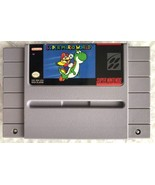 ☆ Super Mario World (Super Nintendo 1991) SNES Game Cart Tested Works ☆ - $22.85