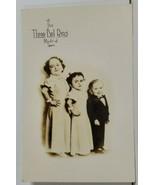 Three Del Rio Dwarfs Madrid Spain Real Photo c1930 Circus Sideshow Postc... - $19.95