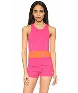 adidas by Stella McCartney Women's Run Climacool Tank, Glow Pink,  - $89.99