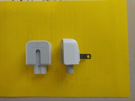 MacBook charger adapter plug X 2 for Apple MacBook - lot of two FREE SHI... - $7.50