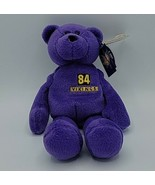 LIMITED TREASURE Mint RANDY MOSS #84 BEAR Minnesota Vikings ~ FREE SHIPP... - $9.85