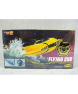 MOEBIUS VOYAGE TO THE BOTTOM OF THE SEA FLYING THE SUB MODEL KIT NEW! - $24.74