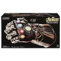 Marvel Legends Series Thanos Infinity Gauntlet Articulated Electronic Fist - $262.26