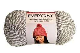 Premier Everyday Anti-Pilling Yarn in Gray Marl
