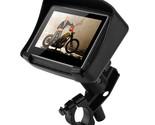 Motorbike GPS Navigation - IPX7 Waterproof, 4.3 Inch Touch Screen, 8GB Memory, M