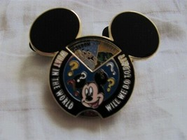 Disney Trading Pins  65916 WDW - Create-A-Pin - What In the World Will We Do Tod - $9.50