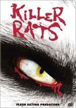 DVD - Killer Rats DVD  - $10.42