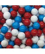 SIXLETS RED WHITE AND BLUE, 1LB - $13.70