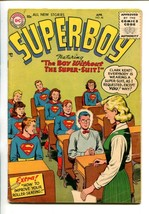 SUPERBOY #48-1956-CLASSROOM COVER SCENE-vg minus - $94.58