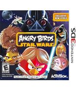 Angry Birds Star Wars (Nintendo 3DS, 2013) - $12.00