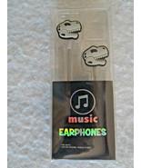 Dino Dinosaur Earbuds, Kids Childs Earphones Music Laptop Tablet MP3 std... - $4.00