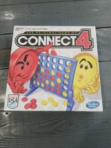 2013 Hasbro Connect Four Board Game Mint Factory New Sealed Family - $10.44
