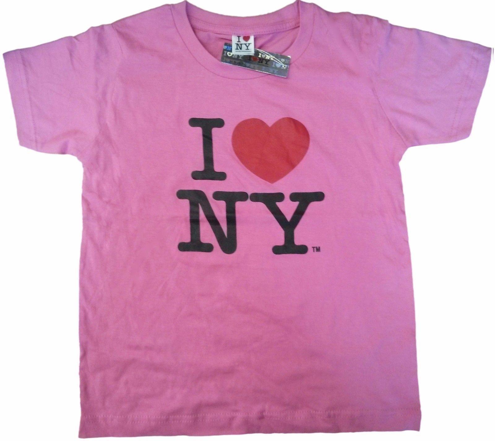 a4e44e9da0d7 I Love NY Kids Short Sleeve Screen Print and 15 similar items