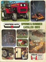 Western Auto Associate Store 1980 POSTER 24x36 Inch - $18.80