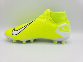 NEW Nike Phantom Vision Academy DF FG Soccer Cleats AO3258-717 Men's Size 6 - $49.50