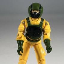 "Vintage GI Joe Figure 1985 Airtight 3.75"" Hasbro Action Figure - $19.79"