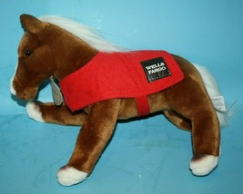 RUSS Yomiko Classics Palomino HORSE Wells Fargo PONY Stuffed Animal Plus... - $19.32