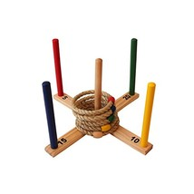 Ring Toss Set - Quoits Game for Kids & Adults -... - $30.55