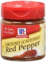 McCormick Ground Cayenne Red Pepper (522861) 1 oz - $8.86