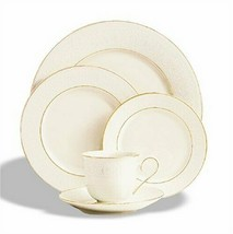 Lenox Courtyard Platinum 5-Piece Place Setting NEW (s) - $74.24