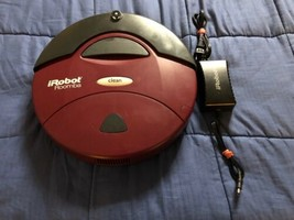 iRobot Roomba Model 400 / 4000 Red Vacuum Cleaner Robot - Working Condition - $59.39