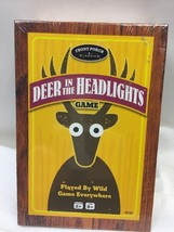 Deer in The Headlights Card Dice Game Front Porch Classic New Sealed Age... - $11.00