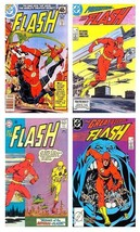 The Flash - 4 Magnets - $13.99