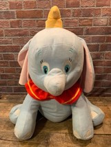 "DUMBO The Flying Elephant 18"" Plush Stuffed Toy Animal Disney Babies - $24.74"