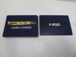 Cardinal 2006 Deal or No Deal replacement cash cards set of 20 - $3.91
