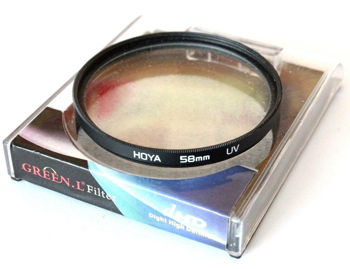 Hoya Digital 58mm UV (Ultra Violet Light) Filter - $10.37