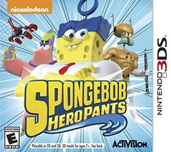Spongebob Hero Pants The Game 2015 - Nintendo 3DS [video game] - €36,28 EUR