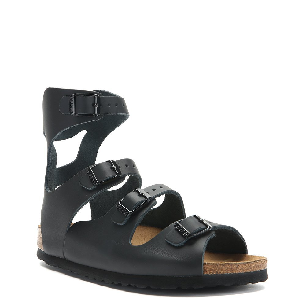Birkenstock Women's Athen Gladiator Sandals 32193 Black (EU38)