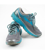 Brooks Womens Ghost 10 Primer Grey Teal Victory Silver Running Shoes EUR... - $36.78