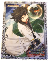 "Tales of Card Evolve ""Jude Mathis"" Mobile Social Video Game Silk Cloth *... - $4.88"