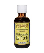 Swanson Tea Tree Oil 2 fl Ounce 59 ml Liquid - $19.57