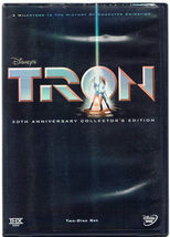 Tron DVD 2 Disc 20th Anniversary Collector's Edition ( Ex Cond.)  - $14.80