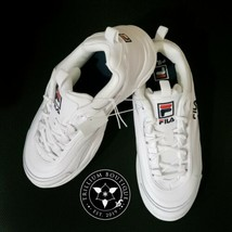 Fila Women's White Disarray Athletic Style Casual Shoes Size: 7 New in Box!! - $79.17