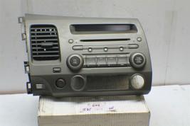 2006-2011 Honda Civic Radio CD Player 39100SVA Module 405 15G4 - $69.29