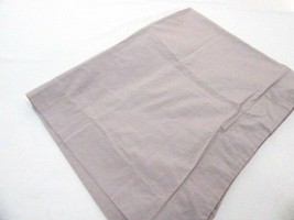 Restoration Hardware Solid Lavender Cotton Standard Pillow Sham-Made in Italy - $36.00