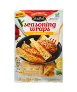 Stouffer's Seasoning Wraps Lemon Pepper, 0.77 oz - $8.90
