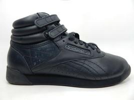 Reebok Freestyle Hi Taille 6.5 M(B) Ue 37 Femmes Mode Baskets J92633