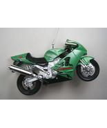 Green Kawasaki ZX12R Ninja Motorcycle Christmas Ornament - $18.99