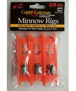 B'n'M Capps and Coleman Minnow Rigs 3/8 oz 6 Pieces MR38 2-7 feet - $11.87