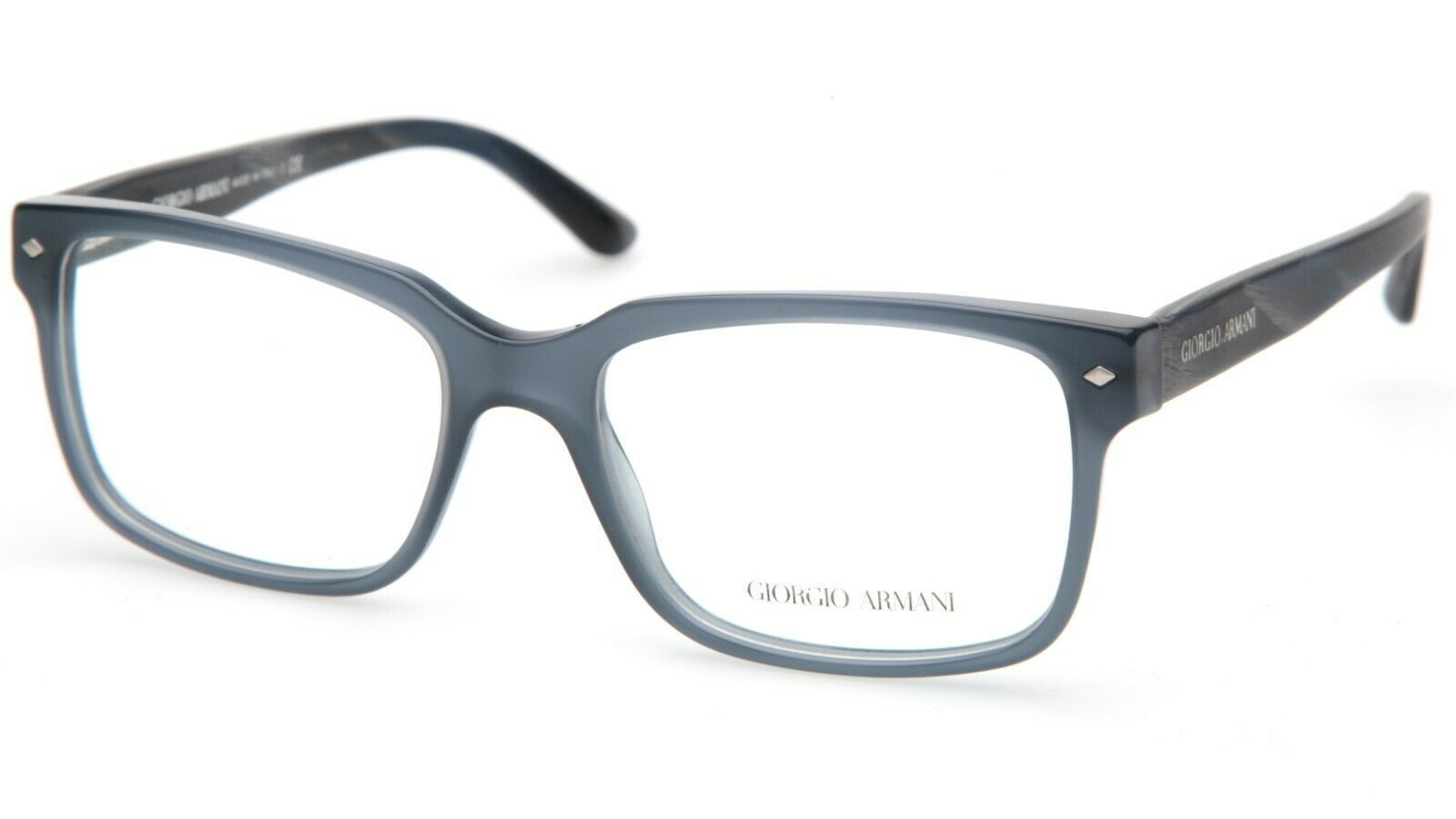 Primary image for New GIORGIO ARMANI AR7066 5360 EYEGLASSES FRAME 55-18-145mm B40mm Italy